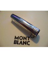 MontBlanc pen replacement spare parts Mont Blanc Upper Barrel  Stainless Steel