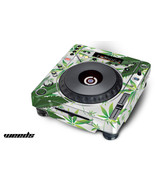 Skin Decal Sticker Wrap for Pioneer CDJ 800 MK2 Turntable Pro Audio Mixe... - $49.45