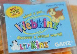 Ganz Brand Lil Webkins HS516J2A Adopt A Pet Tomato Color Plush Clown Fish image 3