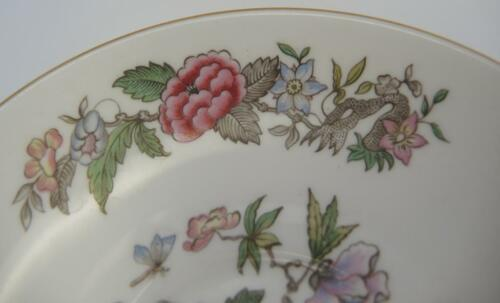 Wedgwood Cup & Saucer - Cathay Pattern image 5