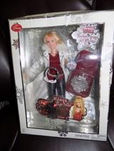 Disney - Hannah Montana 2008 Christmas Holiday Singing Doll - NEW IN BOX - $48.80