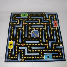 Pac Man Board Game Replacement Board Only Vintage - $14.03