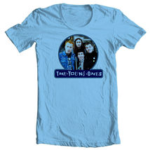 The Young Ones T-shirt photo 80s UK Monty Python 100% cotton graphic tee image 3
