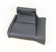 BMW E92 Coupe Black Leather Left Rear Seat Bottom Base Cushion 2009-2013... - $113.85