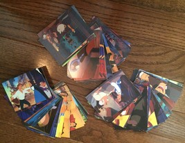 Vintage 1992 Walt Disney Beauty And The Beast Pro Set Trading Cards - $11.29