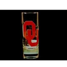 "Oklahoma Sooners NCAA ""Hype"" Tall Shot Glass - $9.85"
