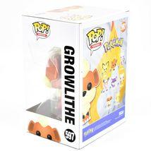 Funko Pop! Games Pokemon Growlithe #597  Vinyl Figure image 3