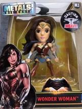 Jada Metals Die Cast *Batman v Superman Movie* M3 WONDER WOMAN 4 In Figure - $15.95