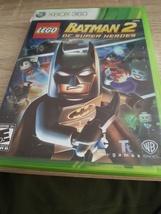 MicroSoft XBox 360 LEGO Batman 2: DC Super Heroes image 1
