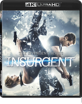 The Divergent Series: Insurgent [4K Ultra HD + Blu-ray]