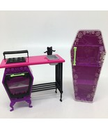 Monster High Home Ick Kitchen Playset Refrigerator & Stove/Sink -No acce... - $15.88