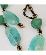 Blue and green frame Bead set - $43.00