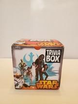 Disney Star Wars Trivia Box by Cardinal games - $4.46