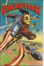 Disney The Rocketeer 3D Comic Movie Adaptation Neal Adams Continuity  - $2.95