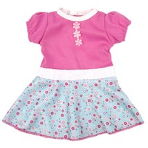 Ebuddy Summer Dress Doll Clothes For 16 Inch High Simulation Baby - $7.80