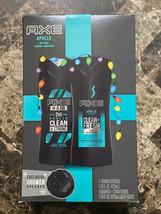 AXE Mens Apollo Gift Set w/ Shower Bluetooth Speaker Body Wash & 2in1 Sh... - $29.69