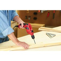 """New Hyper Tough 5.0A 3/8"""" Electric Drill Driver Corded Power Tool Variab... - $27.79"""