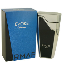 Armaf Evoke Blue By Armaf Eau De Parfum Spray 2.7 Oz For Men - $35.52