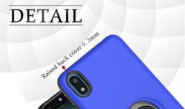 FOR Xiaomi Redmi K20 Mi 9T Note 8 8T 7 Pro 7A  HARD BACK HARD SILICON CO... - $51.54