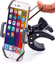 Bike & Motorcycle Phone Mount - for iPhone 11 (Super Durable Plastic Mount) - $22.98