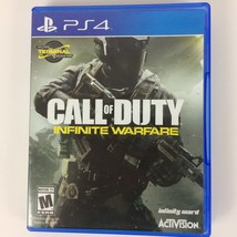 Call of Duty: Infinite Warfare PS4 Video Game, Activision, Mature 17+ - $19.75