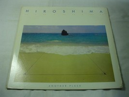 Hiroshima - Another Place - Epic Records AL-3993 - Includes lyric Liner - $9.89