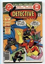 Detective Comics #493 1980-BATMAN-1st Appearance Of Swashbuckler - $25.22