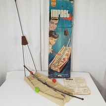 Vintage 1970s Ideal Impact Game Complete - $103.92