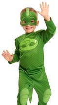 PJ Masks Gekko Costume Set Dress-Up Halloween NEW Ages 3+ - $33.41 CAD