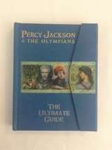 2009 Disney Hypertensions Percy Jackson & The Olympians Ultimate Guide Book - $6.79