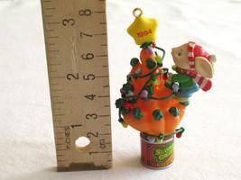 READ Carlton Cards Ornament Bunny Delight Rabbit Carrot Christmas Tree 1... - $7.99