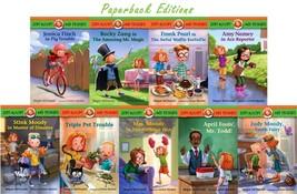 JUDY MOODY & FRIENDS Children's Series PAPERBACK Book Set by Megan McDon... - $36.99
