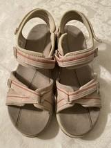 Womens E360 Easy Spirit Esefecta Sandals Size 8.5 M - $14.95