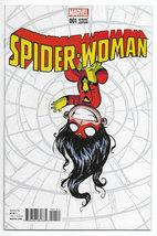 Spider-Woman # 1 Vol 5 2015 Marvel Comics Skottie Young Variant (NM+) - $3.99