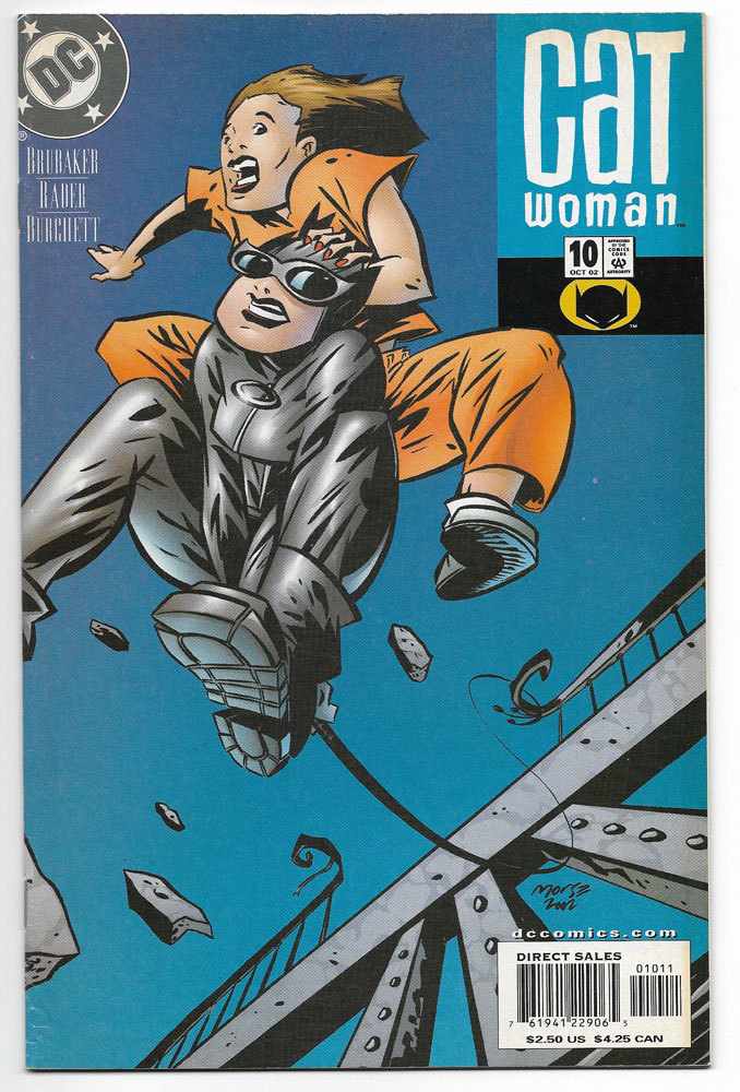 Cat woman 10vol3