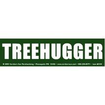 Treehugger Vintage 3 X11 1/2 Vinyl Environment Sticker - $4.50