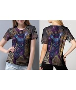 Silver Surfer And Galactus T SHIRT FOR WOMEN - $35.99+