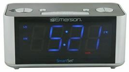 Emerson - CKS1708 - Smartset Desktop Uhr Radio - Mono - €32,06 EUR