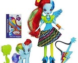 My Little Pony Equestria Girls Rainbow Dash Doll and Pony Set by My Little Pony
