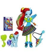 My Little Pony Equestria Girls Rainbow Dash Doll and Pony Set by My Little Pony - £18.92 GBP