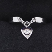 Cartier Mon Amour ring Diamond US3.5-4 Used Excellent condition White Gold  - $580.59