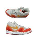 "Nike Air Tech Challenge II QS ""Australian Open"" Shoes Size 10 Orange 667... - $108.85"