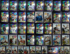 2018 Topps Heritage Purple Chrome Hot Box Baseball Cards Pick From List SP - $1.99+