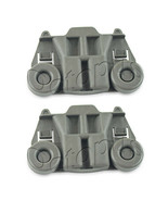2 Pieces Dishrack Rack Roller Fits Whirlpool W10195417 WPW10195417 AP453... - $16.82