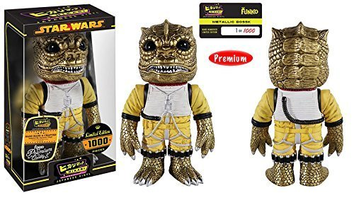 Star Wars Metallic Bossk Hikari Limited Edition SOFUBI Vinyl Figure