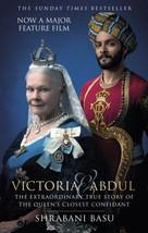 Victoria & Abdul by Shrabani Basu Paperback Book Free UK Post - $14.62