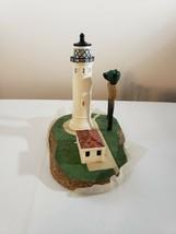 """The Danbury Mint """"Point Vicente Lighthouse"""" Authentic Sculpture - $28.05"""