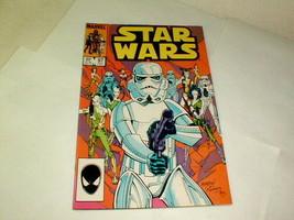 STAR WARS #97 Marvel Comics 1985 Comic Book Pliff & Faron Appear UK High... - $50.00