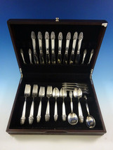 Sovereign Old by Gorham Sterling Silver Flatware Set For 8 Service 49 Pieces - $2,995.00