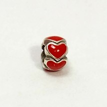 Brighton Mini Ring Of Hearts, Red, J9776D, Fits Mini Only, New - $7.60